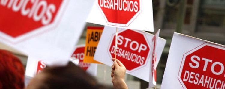 La presión de la PAH para acabar con los desahucios en plena pandemia parece que empieza a funcionar
