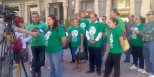 Comunicat de la PAH Ebre: Bankia estafa, desnona, tanca i fuig.