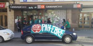 24h a Catalunya Caixa @CXinfo d'#Amposta i seguim!
