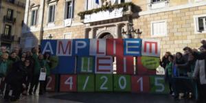 Hemos logrado ampliar la Ley 24/2015 catalana adaptándola a las nuevas caras de la emergencia habitacional