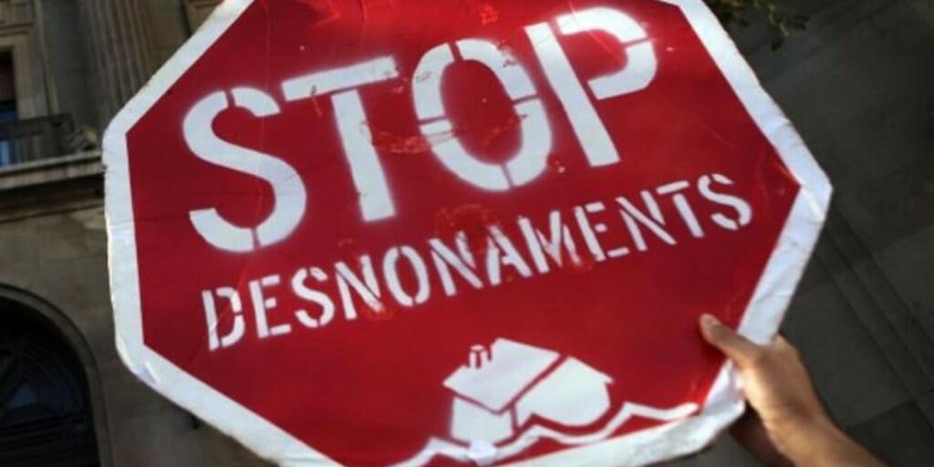 Según el Poder Judicial, Cataluña es el territorio que sufre más desahucios