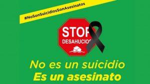 ¡No son suicidios, son asesinatos!